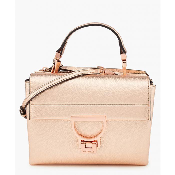 Image for Arlettis rose gold-tone bag