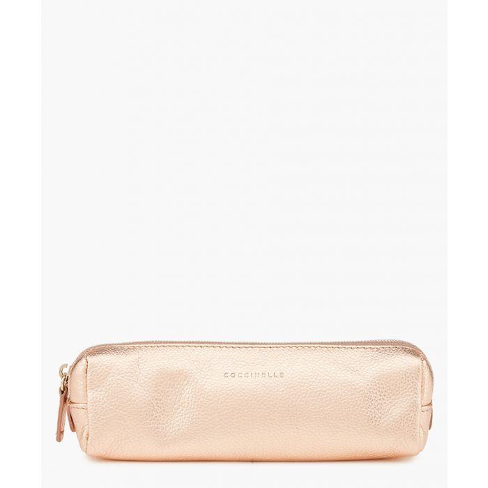 Image for Rose gold-tone bag