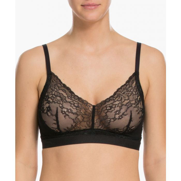 Image for Black bralette