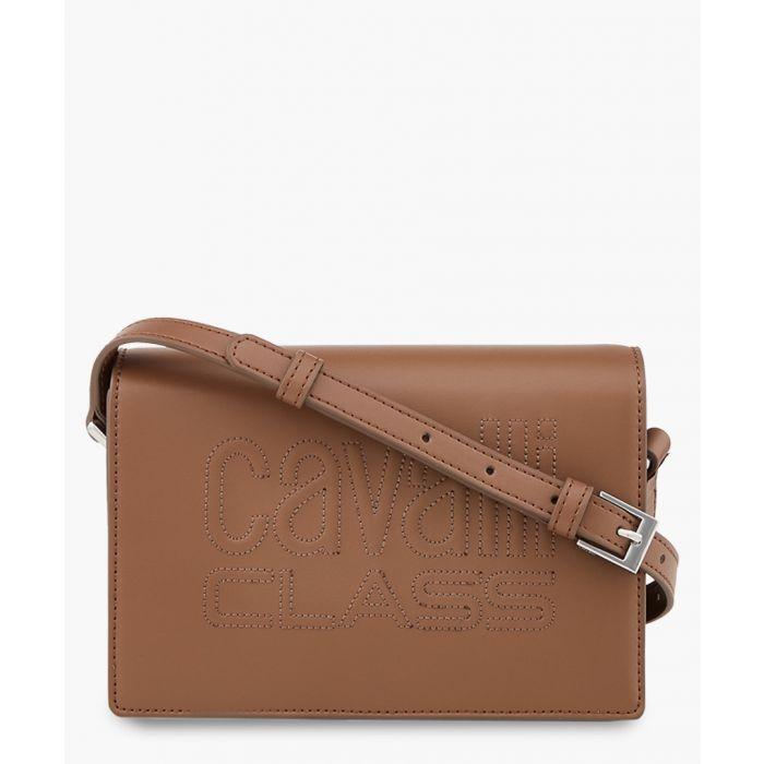 Image for Viviane brown shoulder bag