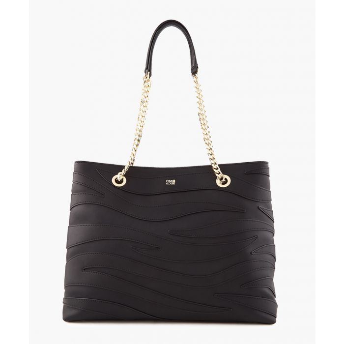 Image for Jeannine medium black shopper