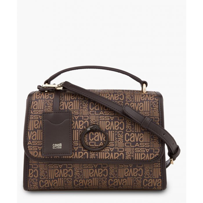 Image for Monogram small brown shoulder bag