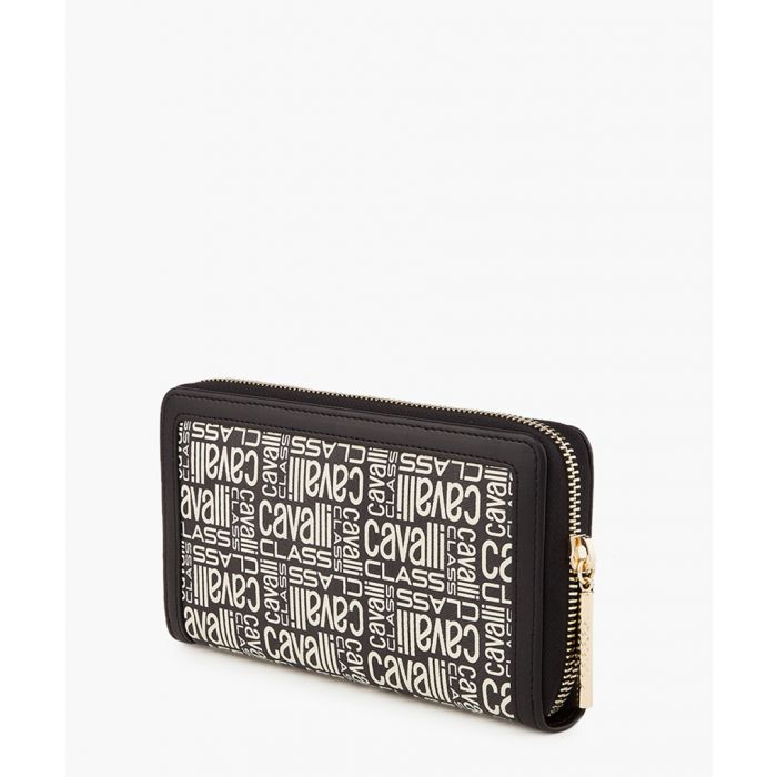 Image for Monogram 192 black leather wallet
