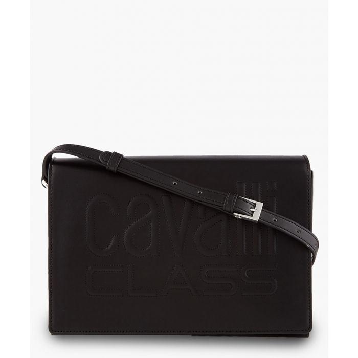 Image for Viviane medium black shoulder bag