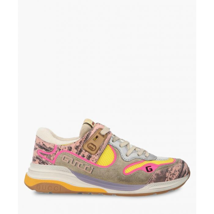 Image for Ultrapace multi-coloured trainers