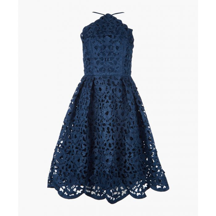 Image for Kayleigh navy dress