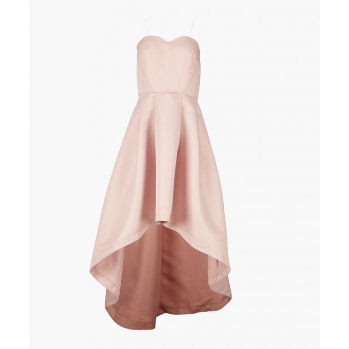 Image for Naomi mink dress