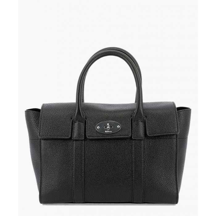Image for Bayswater black and silver-tone shopper