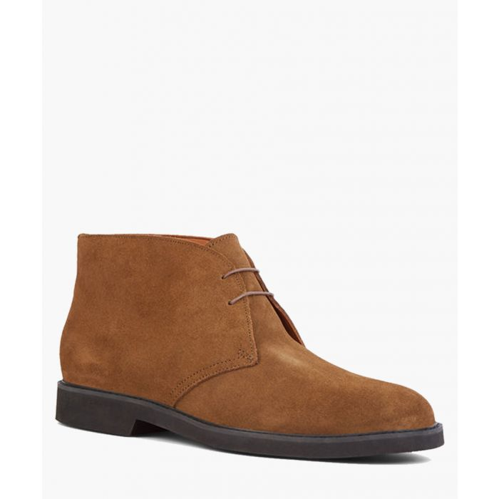Image for Tobacco leather Desert boots
