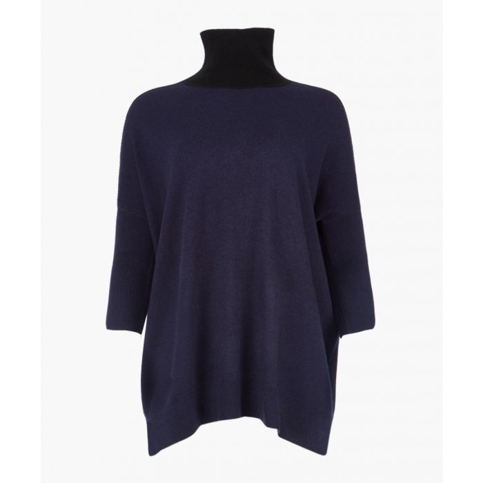 Image for Midnight rollneck jumper