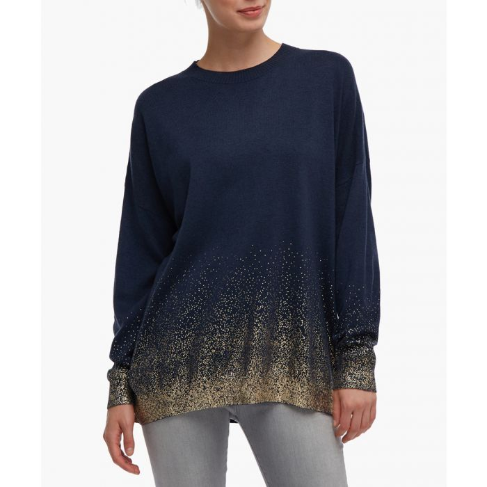 Image for Blue long sleeved top