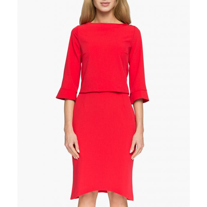 Image for Red blouse
