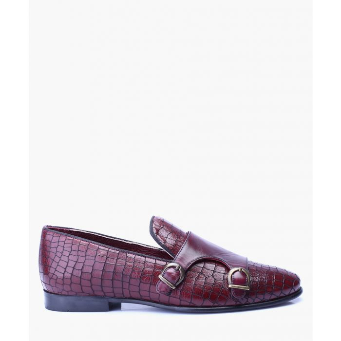 Image for Men's bordeaux loafers