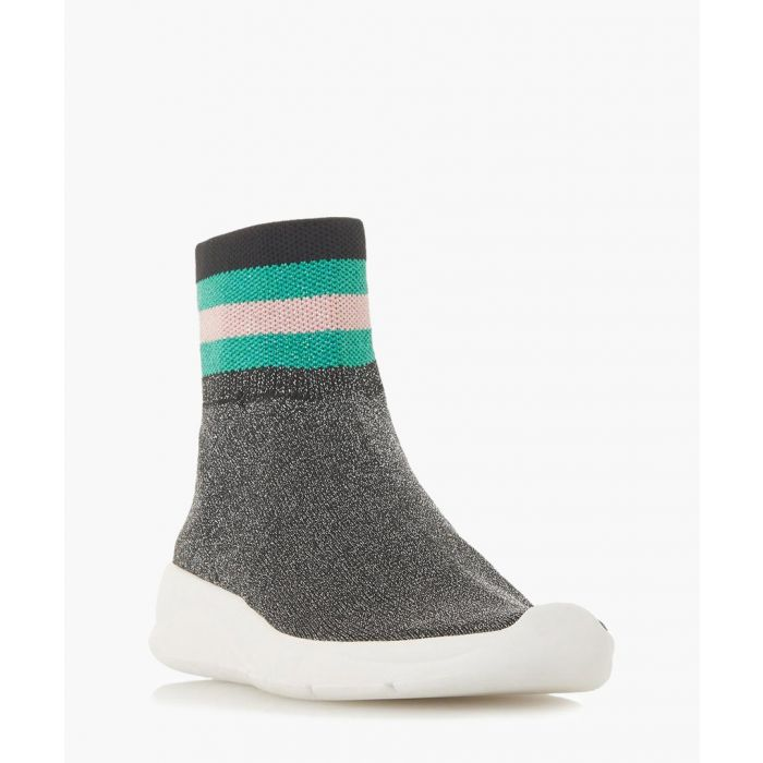 Image for Ecstatic multi-colour sock sneakers