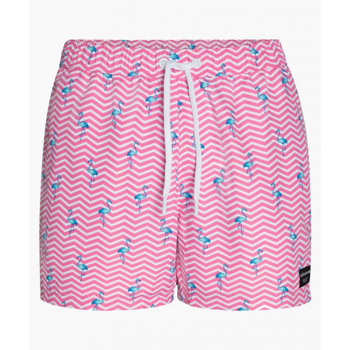 Image for Sylvester multi-coloured loose fit shorts