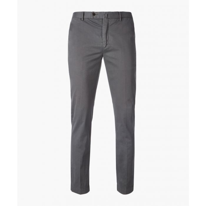 Image for Kensington granite slim fit chinos