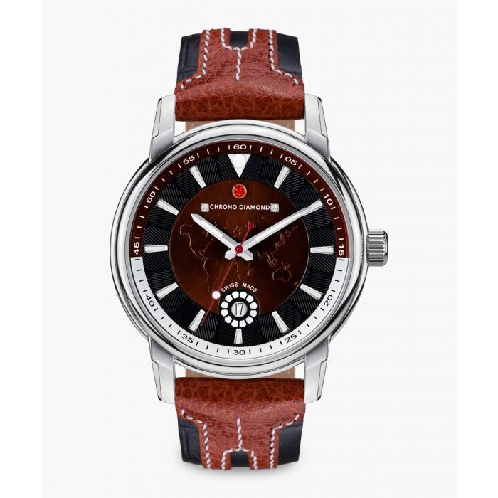 Image for Nereus diamond dial watch