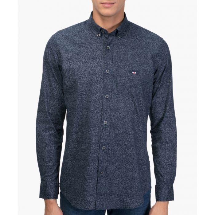 Image for Samil cotton blend shirt