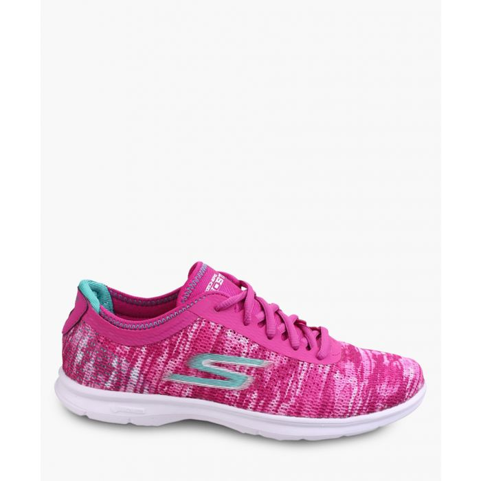 Image for Womens pink trainers
