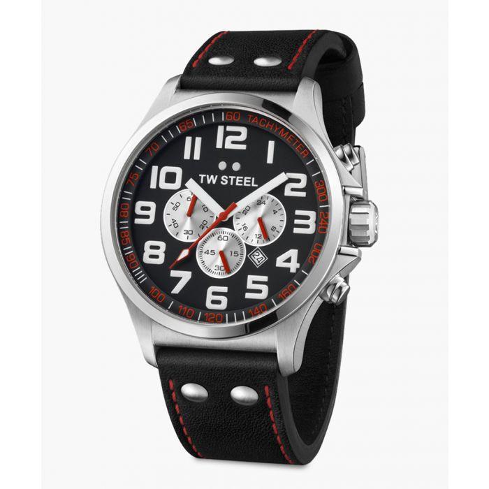Image for Pilot Chronograph black watch
