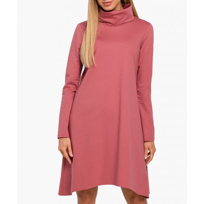 Image for Indian rose pure cotton dress