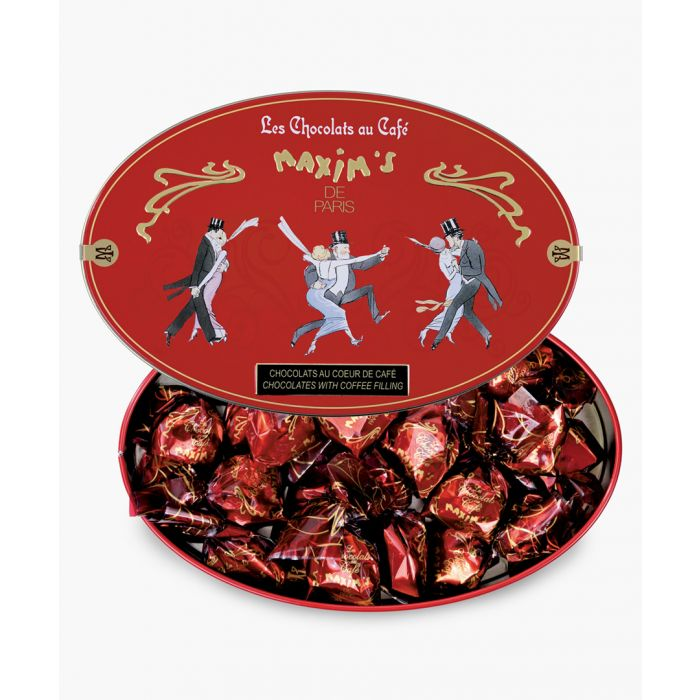 Image for Coffee-filled chocolate candies set 175g
