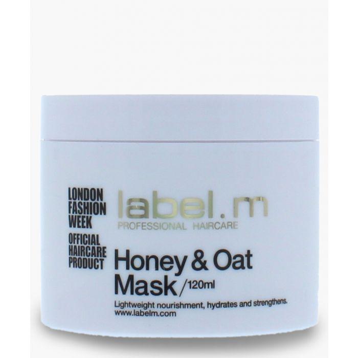 Image for Honey & oat treatment mask 120ml