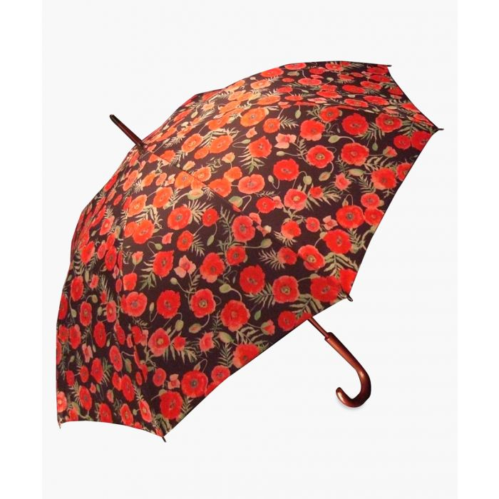 Image for Poppy traditional foldable umbrella