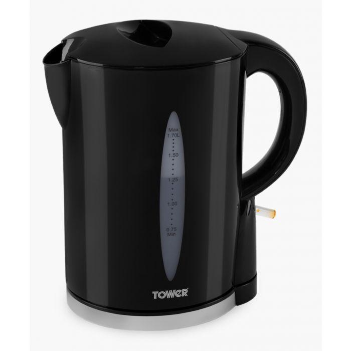 Image for Black kettle 1.7L