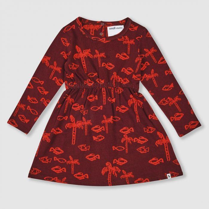 Image for Fish Print Dress