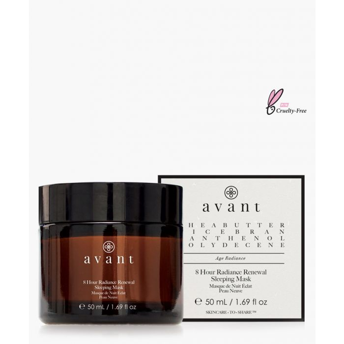 Image for 8 hour radiance renewal sleeping mask