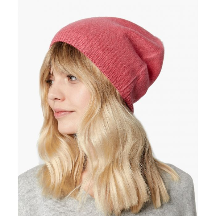 Image for Flamingo pure cashmere hat