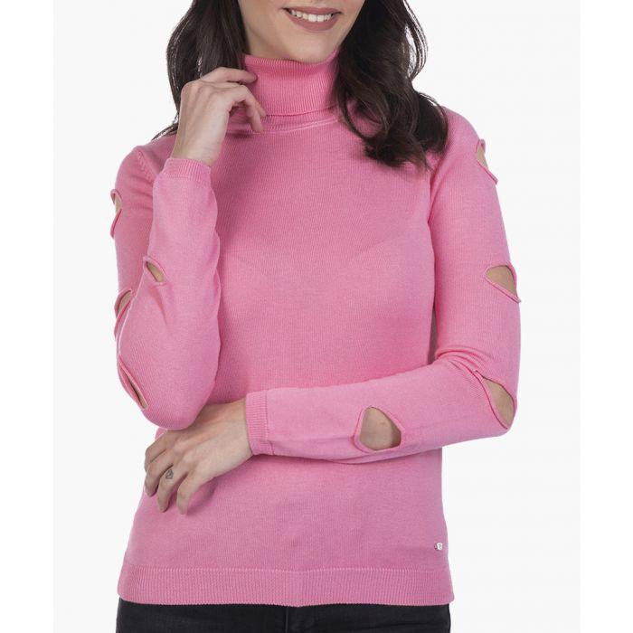 Image for Pink jumper