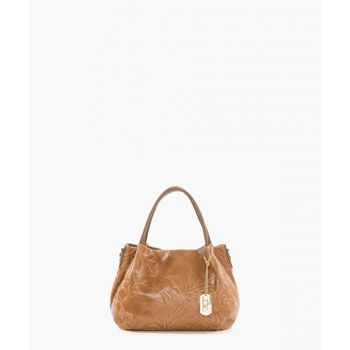 Image for Clarissa cuoio shoulder bag