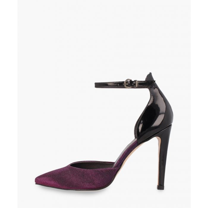 Image for Multi-coloured leather pumps