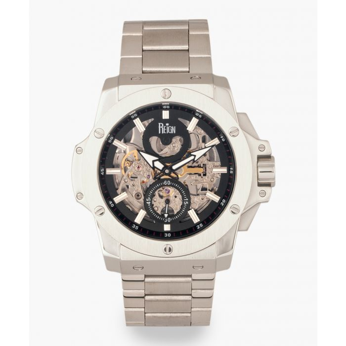 Image for Reign Commodus silver-tone watch