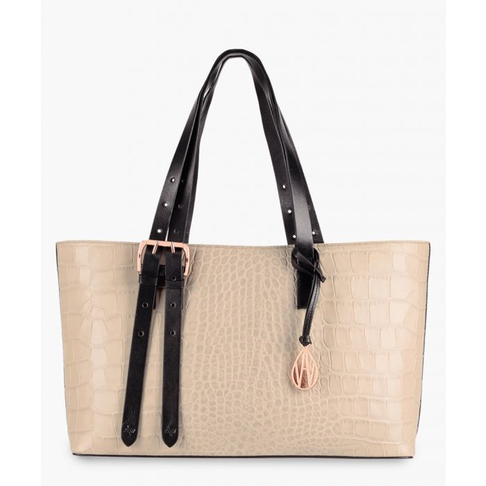 Image for East/West Dean leather tote