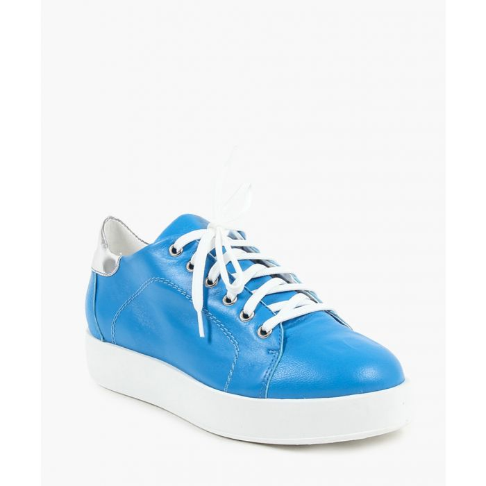 Image for Blue trainers
