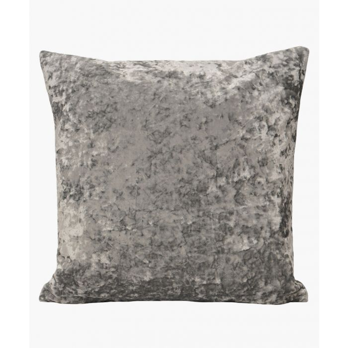 Image for Roma silver-tone cushion