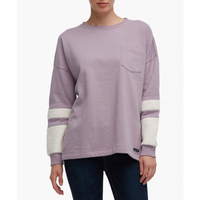 Image for Dark pink jumper