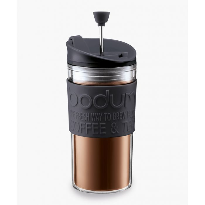 Image for Black french press coffee maker 12 oz