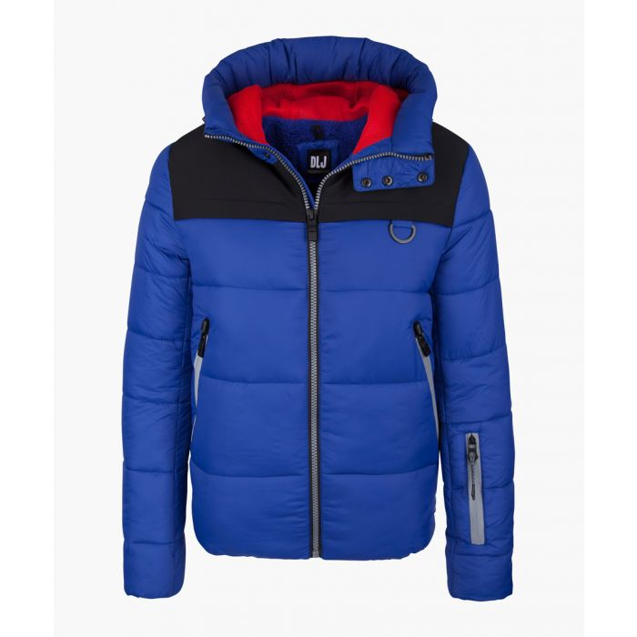 Image for Mens blue anorak
