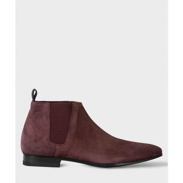 Image for Prugna suede boots