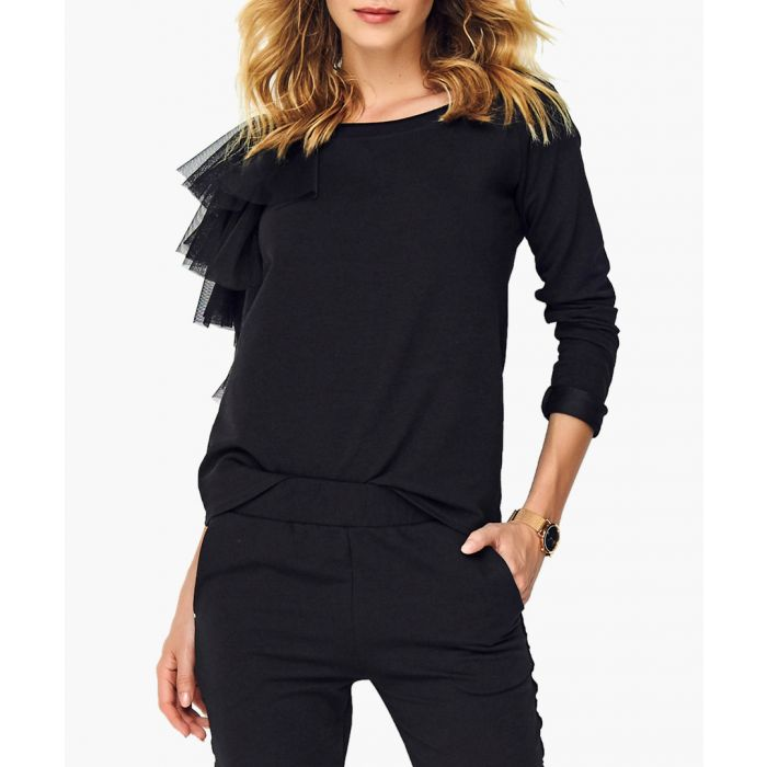 Image for Black cotton blend set