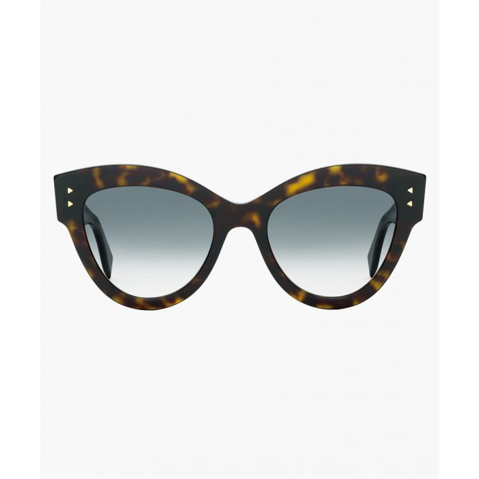 Image for Havana and grey shaded sunglasses