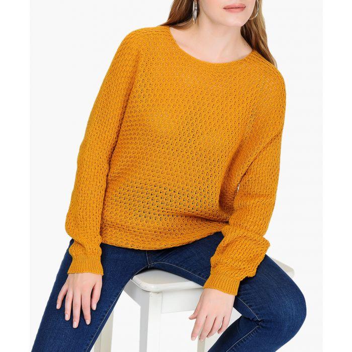 Image for Mustard jumper
