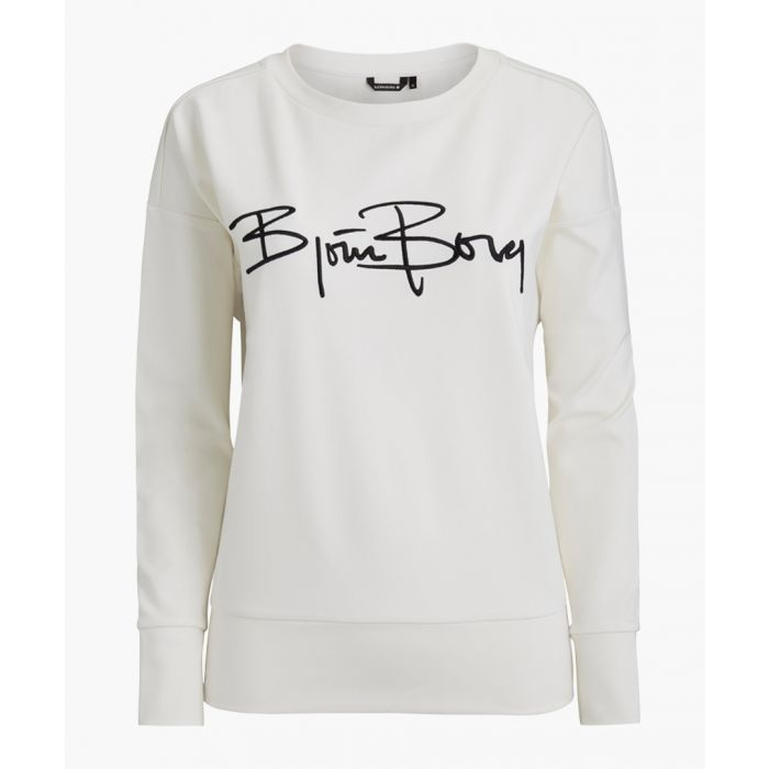 Image for Blue crew neck sweater