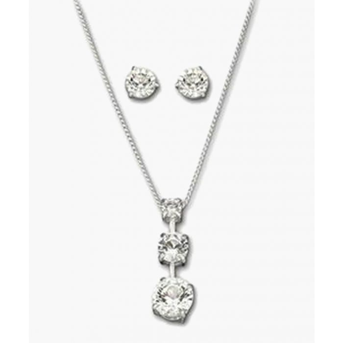 Image for 2pc necklace and earrings set