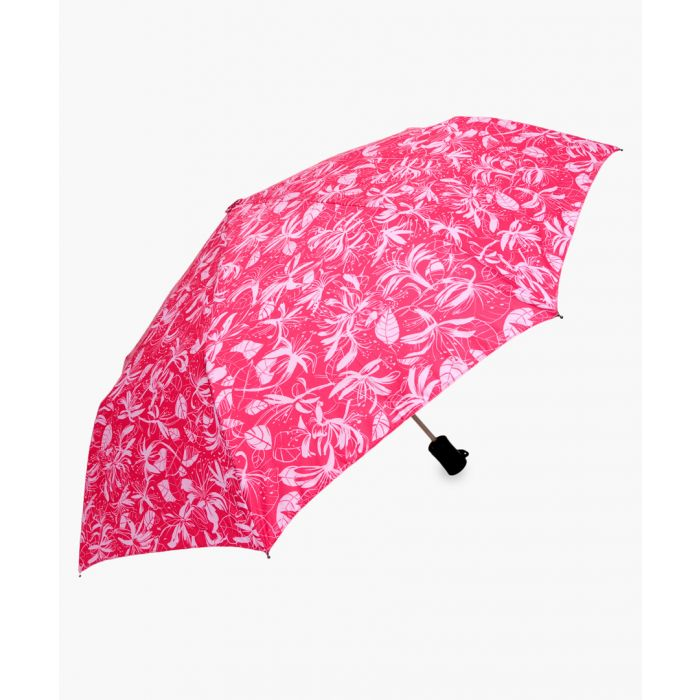 Image for Pink Honey Suckle foldable umbrella