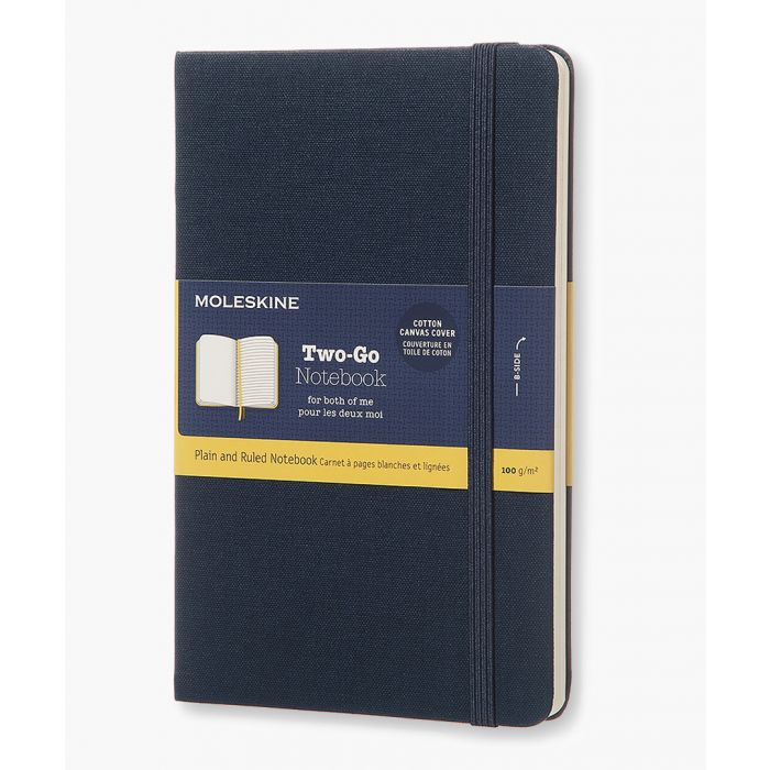 Image for Two-go notebook medium 11.5x18cm